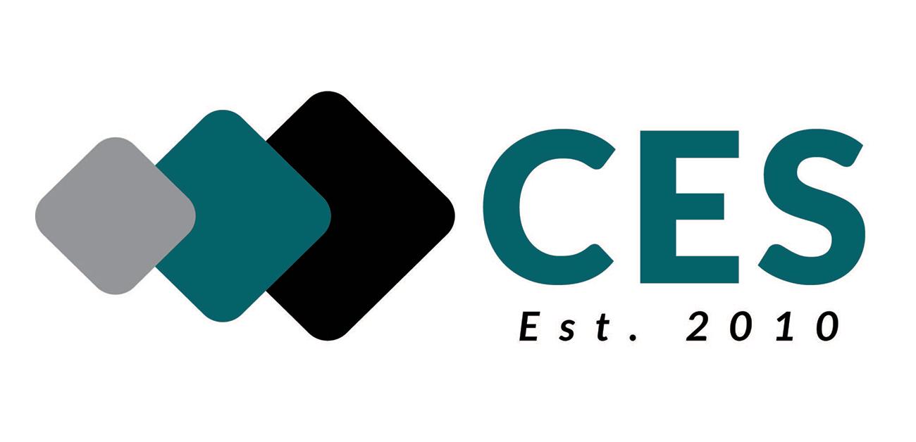 CES 10 Year logo